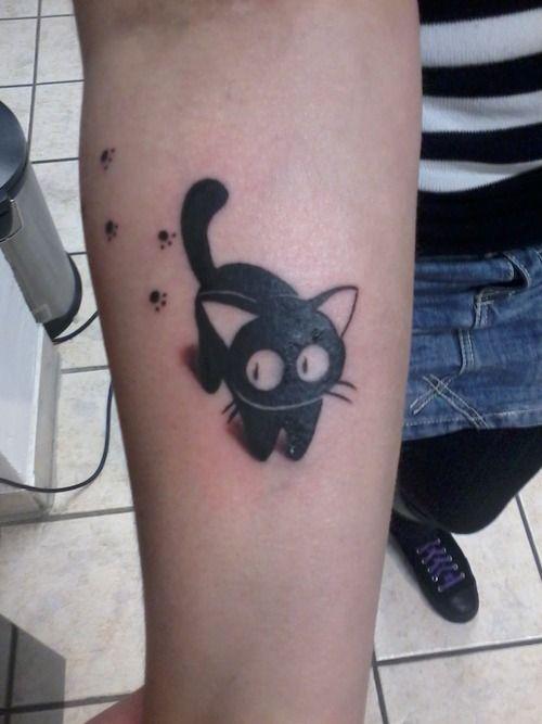 meeoow lov cat tatoos :3