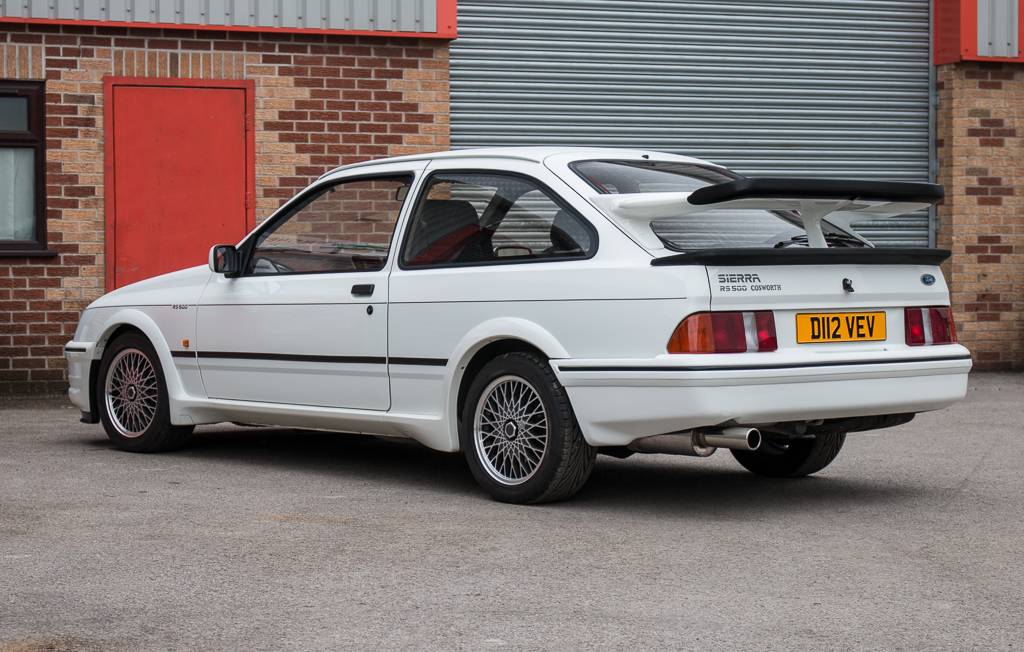 Prototype Number One 1987 Ford Sierra Rs500 Cosworth Ford Sierra Car Ford Ford Rs