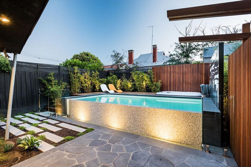 Hot Tub Pool Spa Designs And Layouts Outdoor