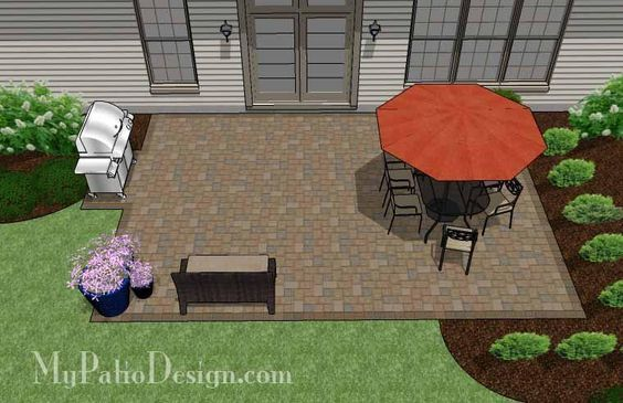 Outdoor Patio Design Pictures | extetic.colbro.co