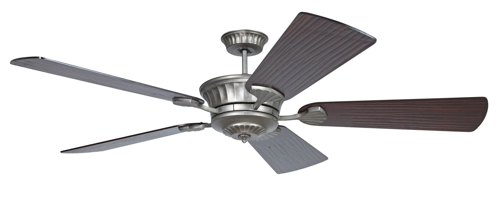 """Craftmade DCEP70 DC Epic 70"""" 5 Blade DC Motor Indoor Ceiling Fan - Remote Includ Pewter Fans Ceiling Fans Indoor Ceiling Fans"""