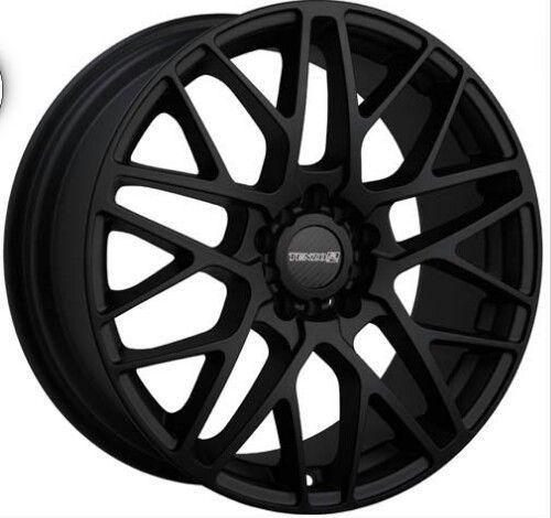 Tenzo Concept-10 (black) #car #rims #carrims