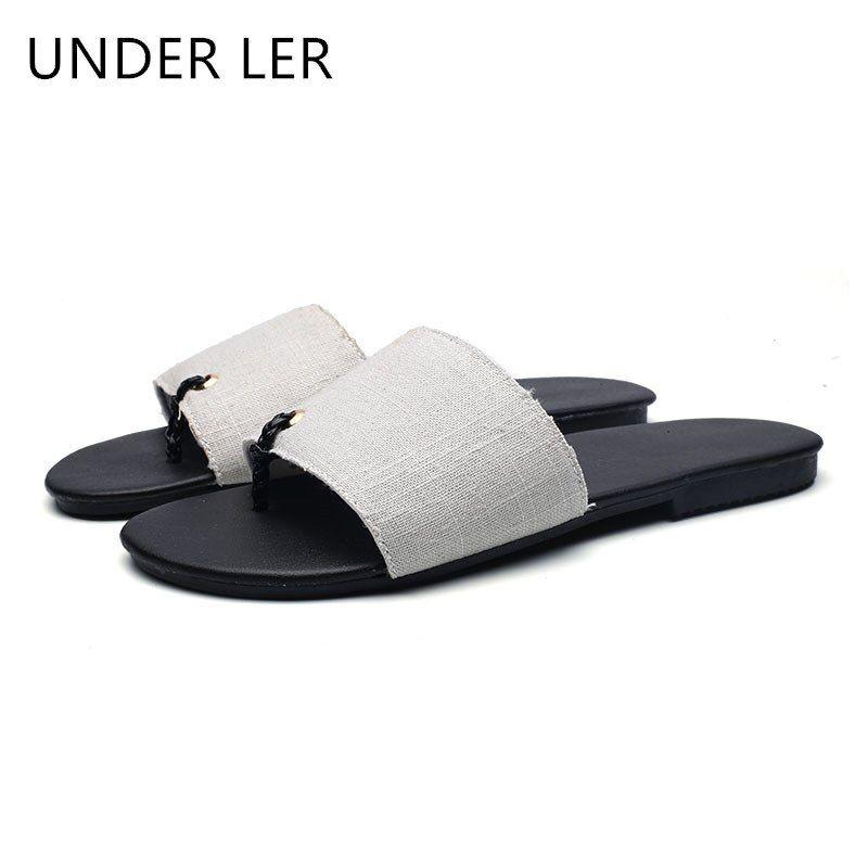 flip-flops breathable platform sandals