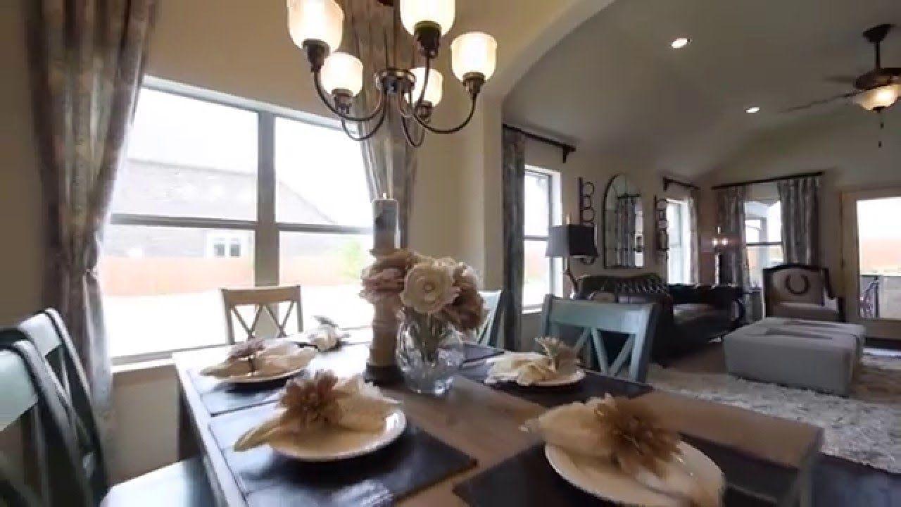 The Princeton Floor Plan Model Home Tour - Gehan Homes | Gehan ...