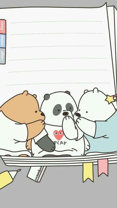 🔥🌻خـِلفـياْت فَـخٌـمــهَ🌻🔥 - الدببة الثلاثة 🍒🍥،