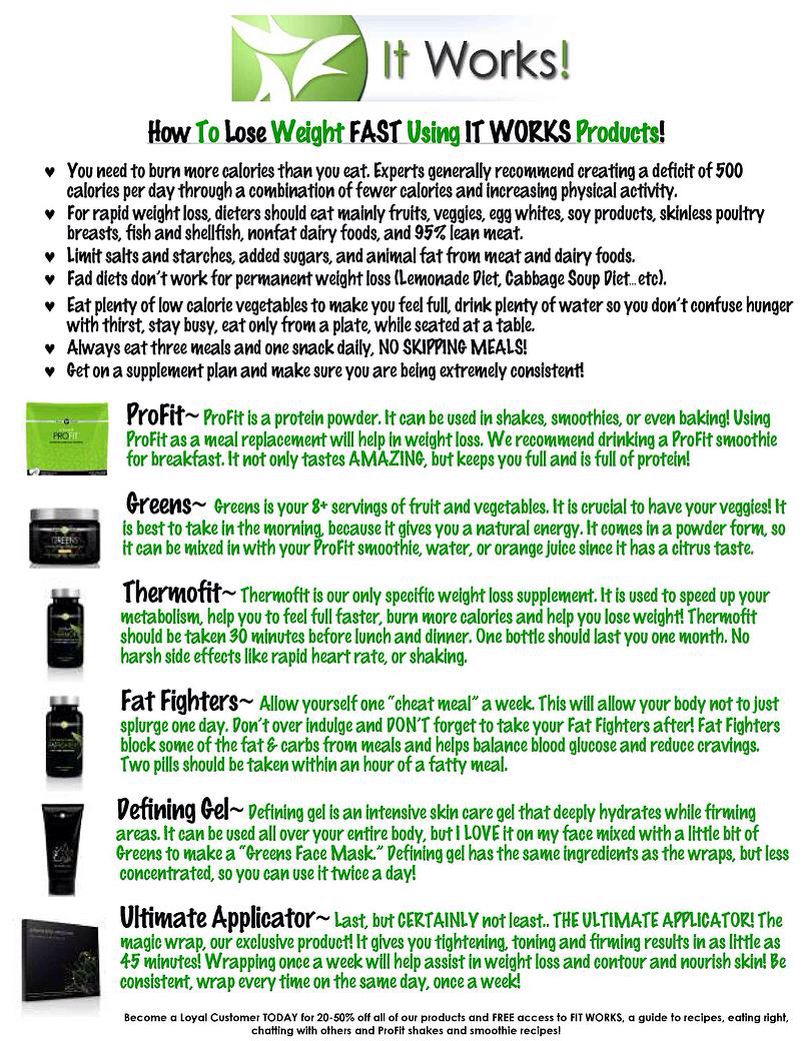 Weight loss plan  www.ToneAndTightenWraps.com
