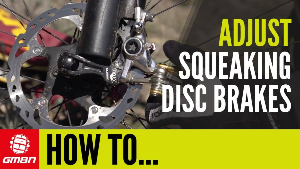 Video How To Fix Rubbing Disc Brakes On The Trail Bike News Bicycle Disc Brakes Mtb