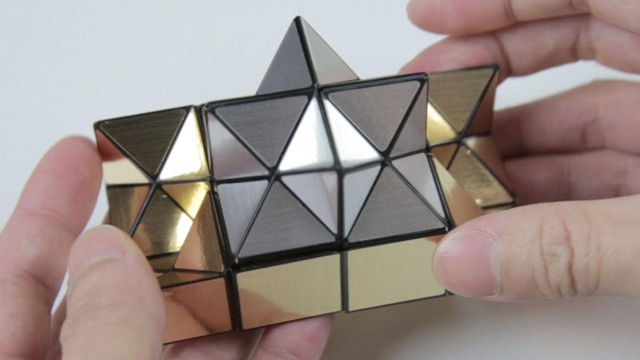 Yoshimoto Cube Puzzle BeatTheBush in 2020 Origami, Játékok