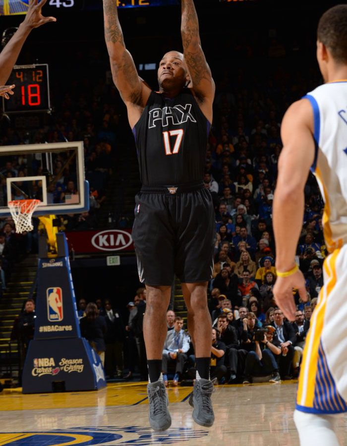 bce9399bb75b SoleWatch  P.J. Tucker Already Hooped in the  PSNY  Air Jordan 12 ...