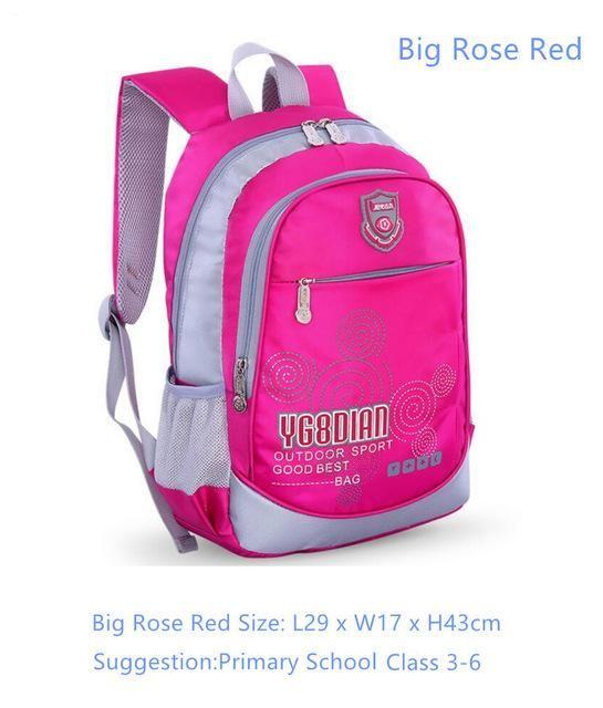 116f8fea070a Boys school bags backpacks for children student bag kids backpack waterproof  blue black bagpack bookbag primary girl schoolbag