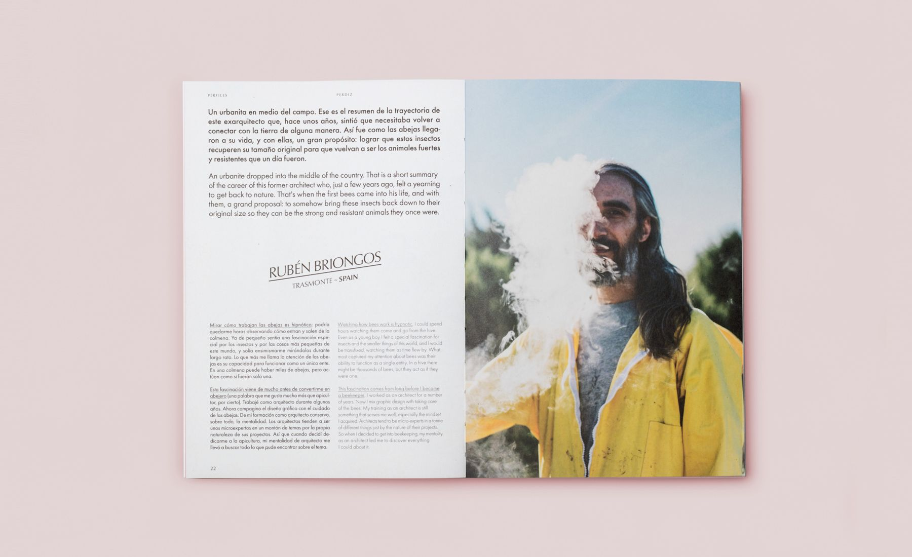 Perdiz Magazine With Images Layout Book Design Creative