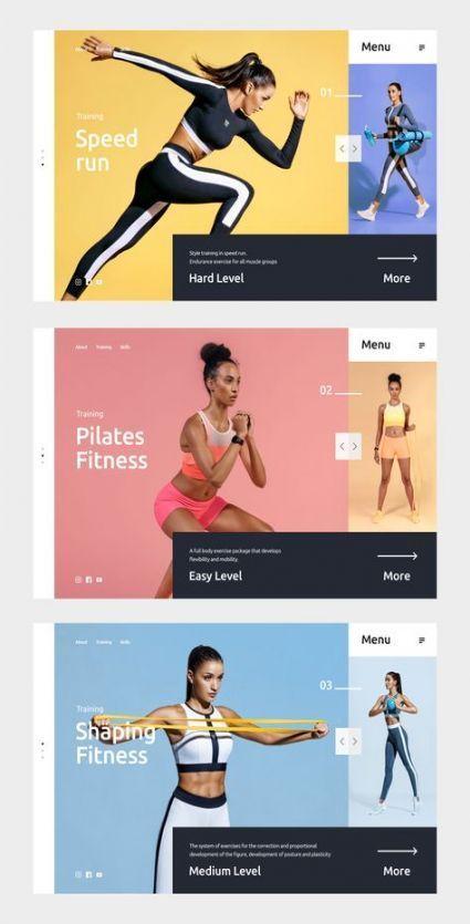 Super fitness training website ideas #fitness #fitnesswebsite