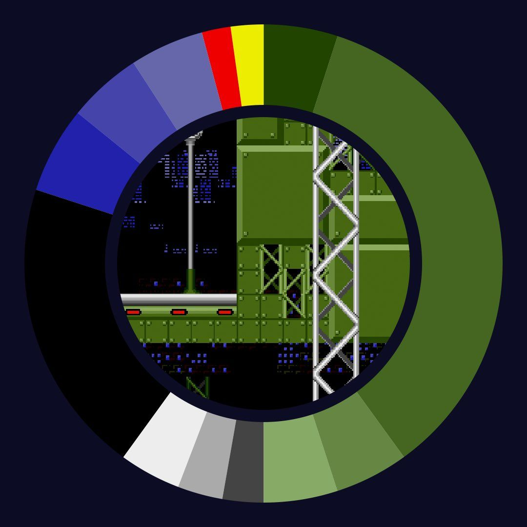 Game Color Wheel (@gamecolorwheel) | Twitter | Game Color Wheel ...