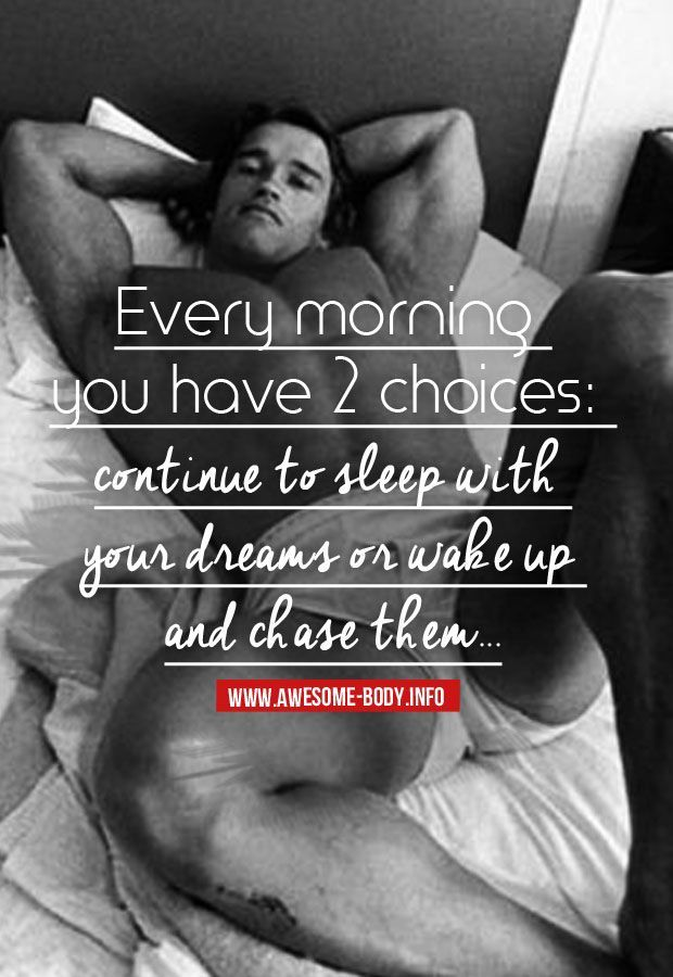Delicieux Arnold Quotes: Every Morning You Have 2 Choices .