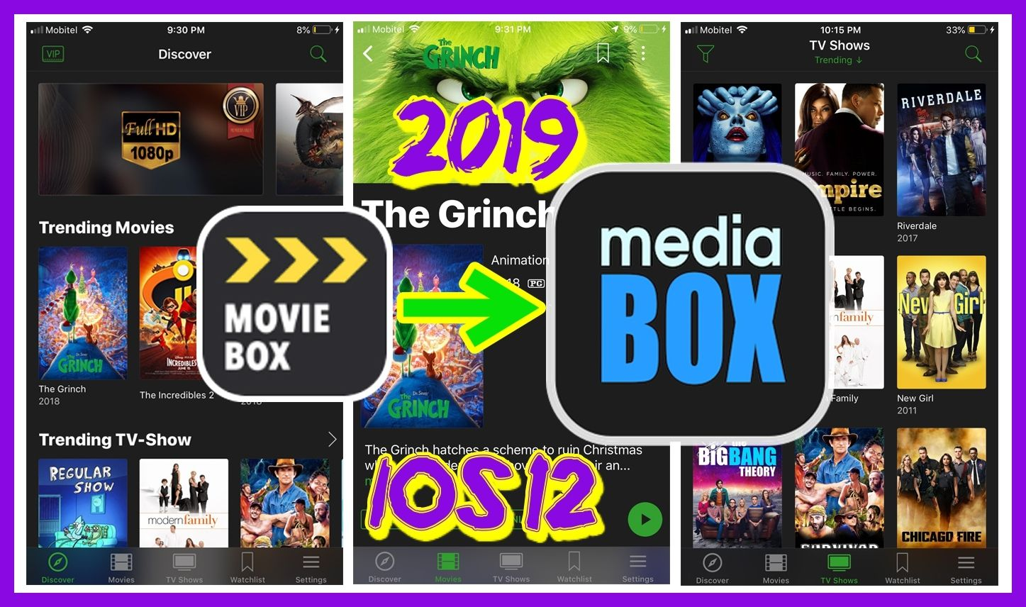 This is how to install MediaBox HD for any iPhone / iPad