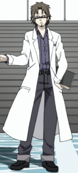 Mekakucity Actors Kenjirō Tateyama Lab Coat Coat
