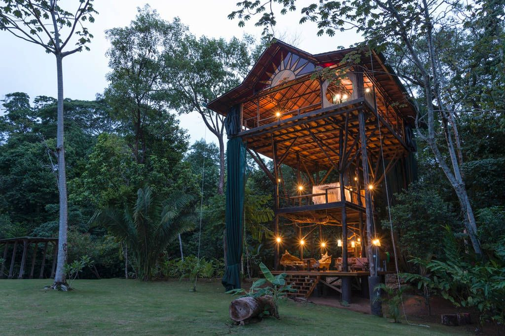 Costa Rica Treehouse Vacations