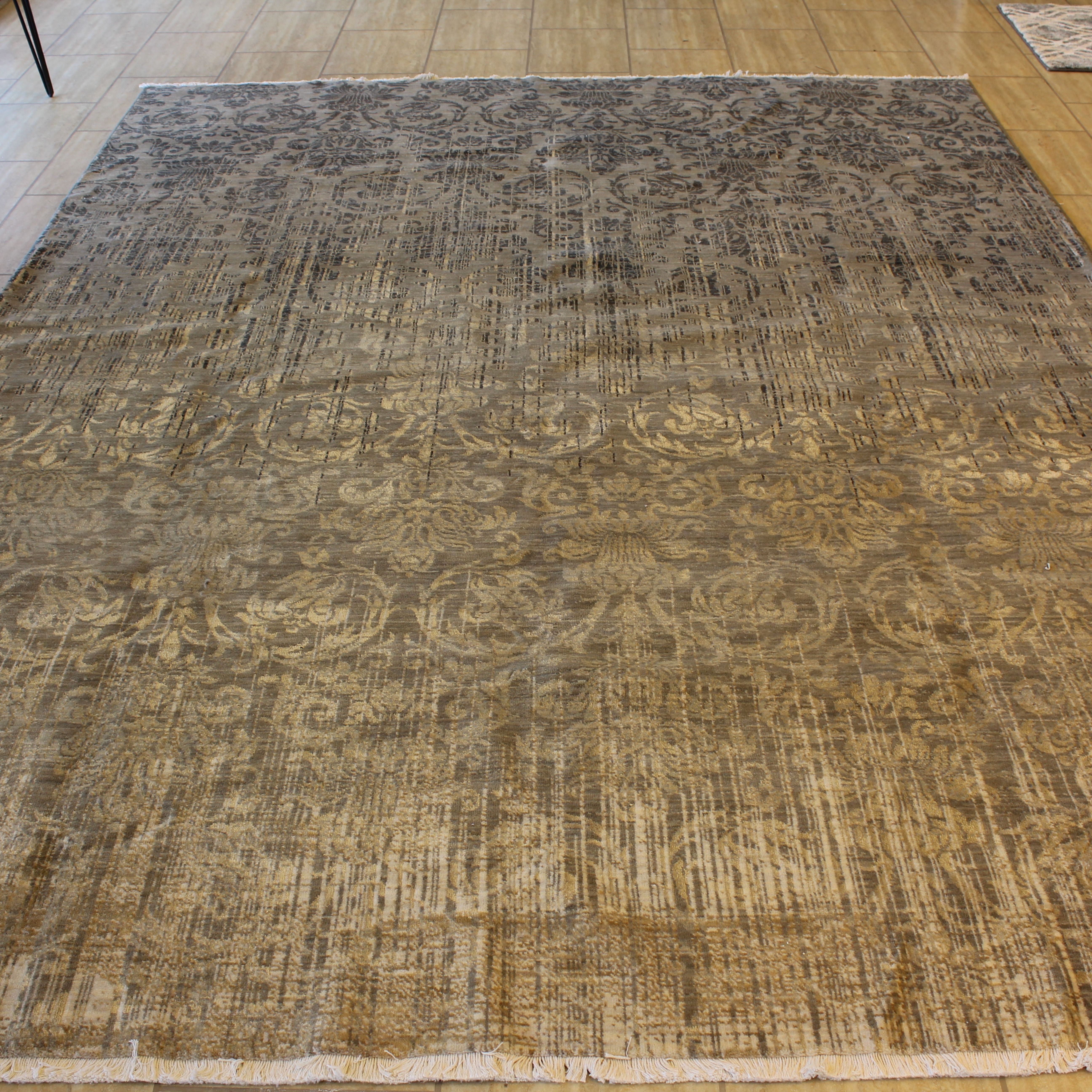 A Neutral Rug Like This Can Work In