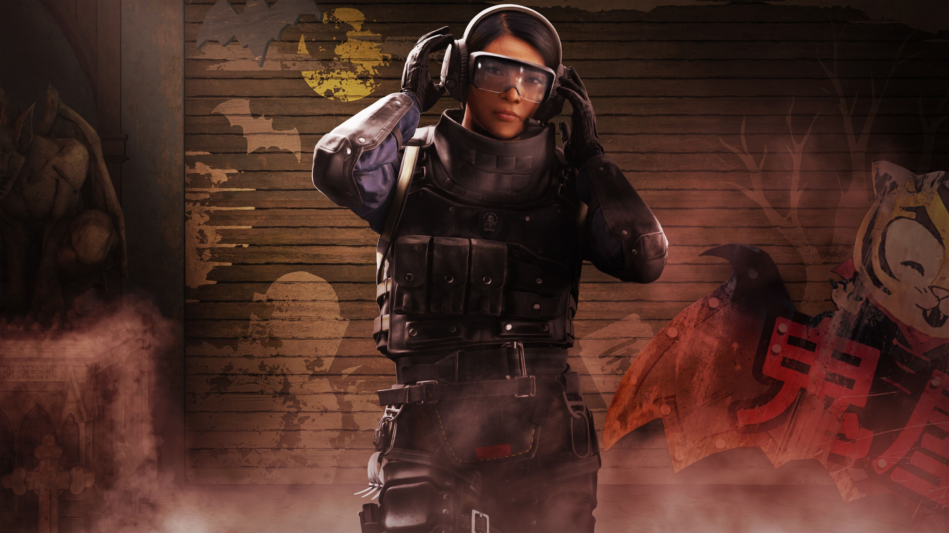 Ying Operator Tom Clancys Rainbow Six Siege Game With Images