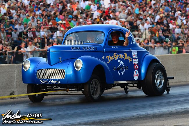 The 60th Annual World Series Of Drag Racing In Photos! - Dragzine