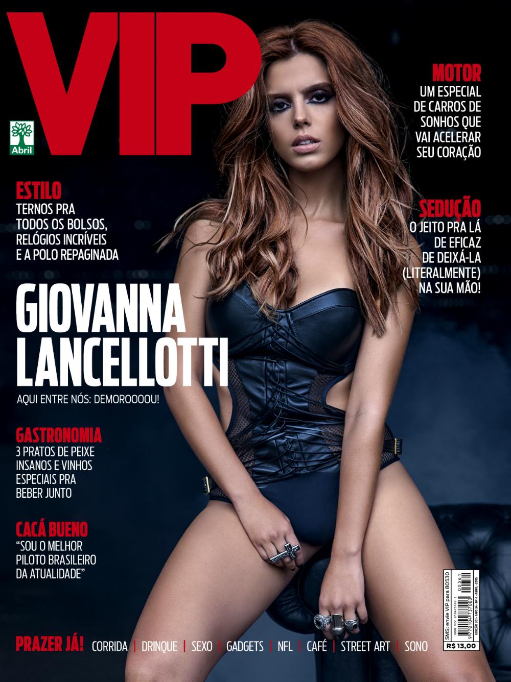 Gatissima Giovanna Lancellotti