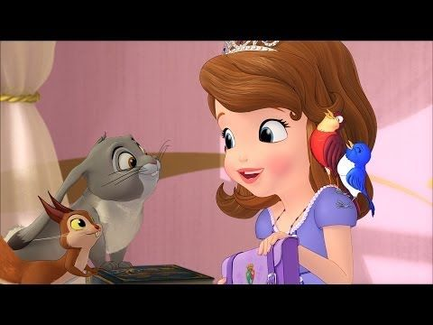 sofia the first the baker king youtube