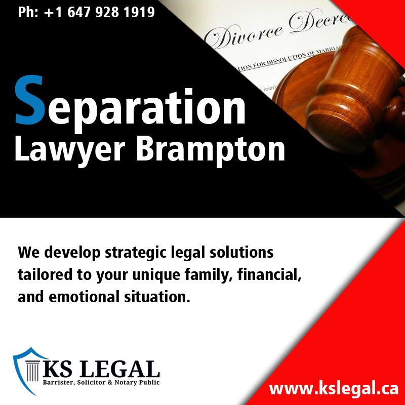 A Separation Agreement Will Affect Your Family Life For The Long