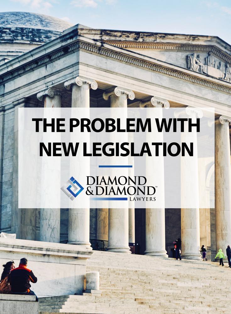 New Legislation Personal injury lawyer, Injury lawyer
