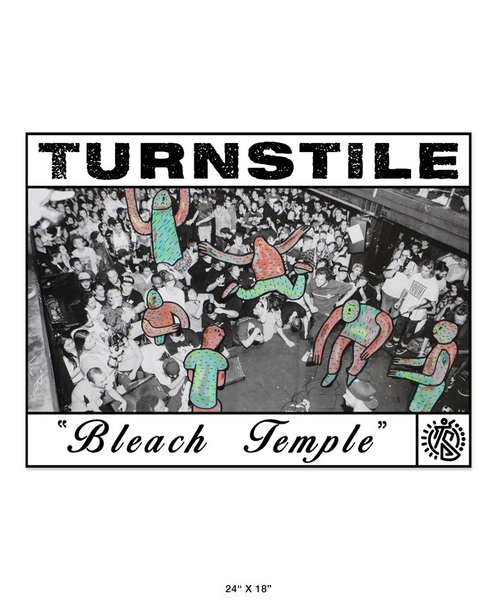 Lyric goldfinger superman lyrics : Check out the deal on TURNSTILE-BLEACH-TEMPLE-POSTER at All In ...