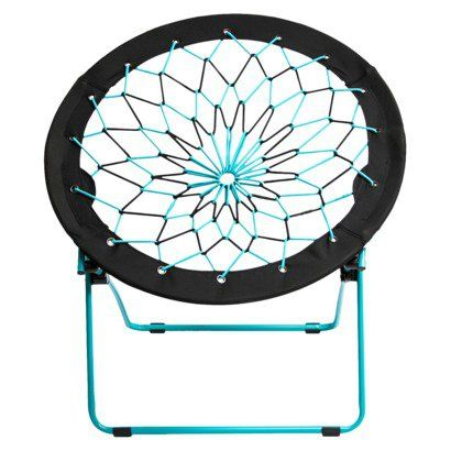 Teal/Black Bungee Chair-Target.com | Decor accents ...