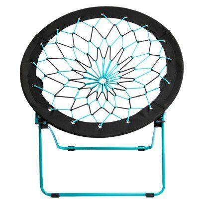 Teal/Black Bungee Chair Target.com