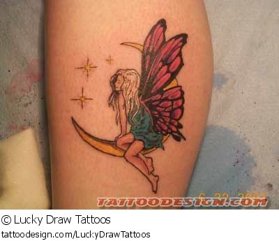 Tattoo pic of the day check out this beautiful tattoo for Sexy fairy tattoos