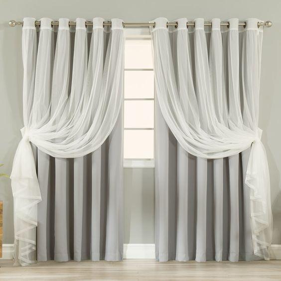 23 Diseno cortinas modernas para sala