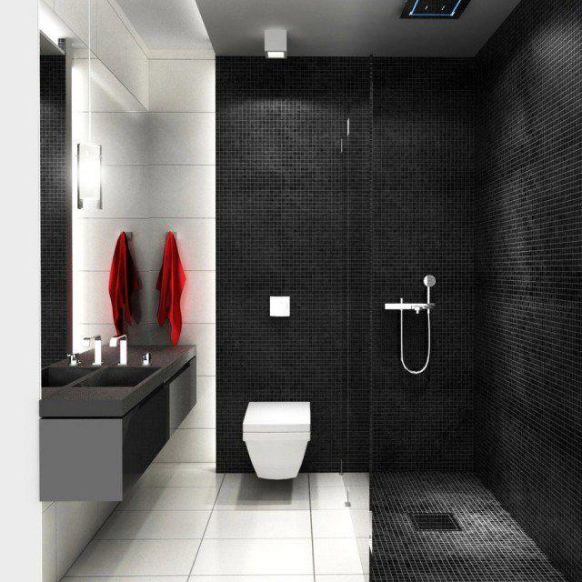 28 idées du0027aménagement salle de bain petite surface Toilet and Bath