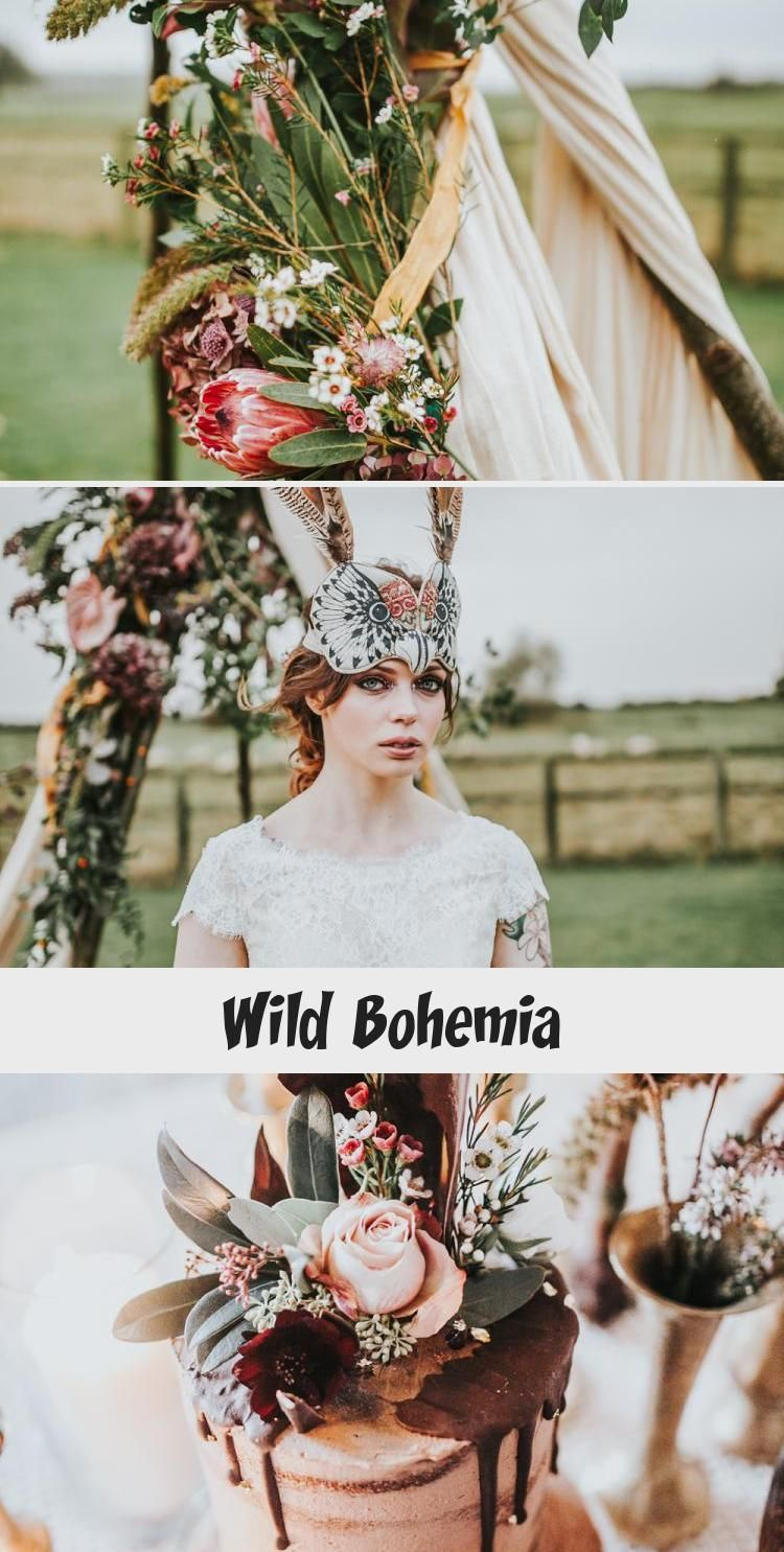Naked Tipi Inspiration with Dried Grasses in Neutral Tones