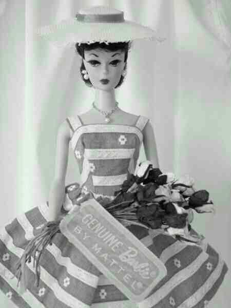 """Genuine"" Barbie"
