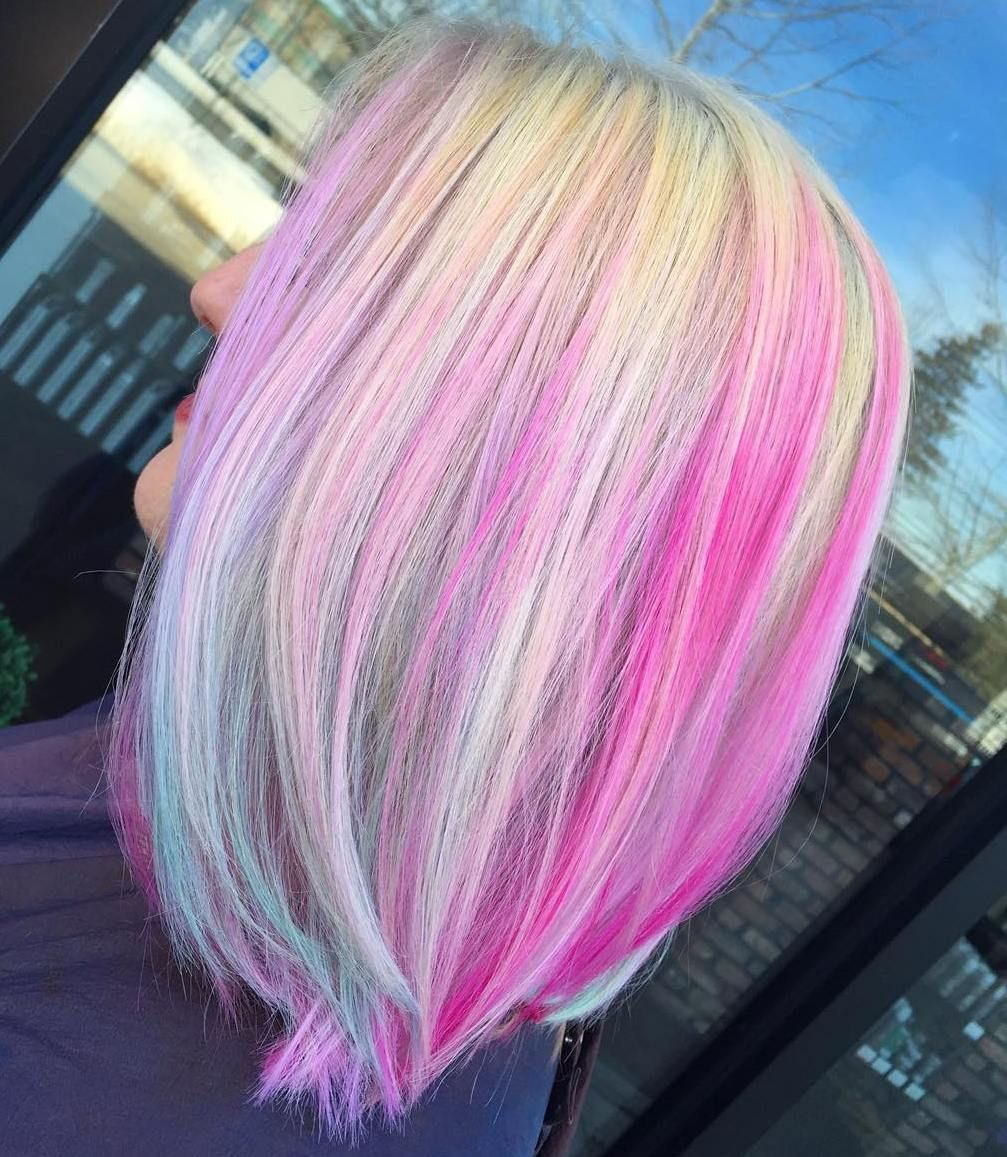 40 Pink Hairstyles as the Inspiration to Try Pink Hair in ...