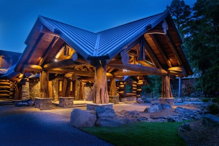 The Pioneer Log Homes Of Bc Home Show Team Is Back In