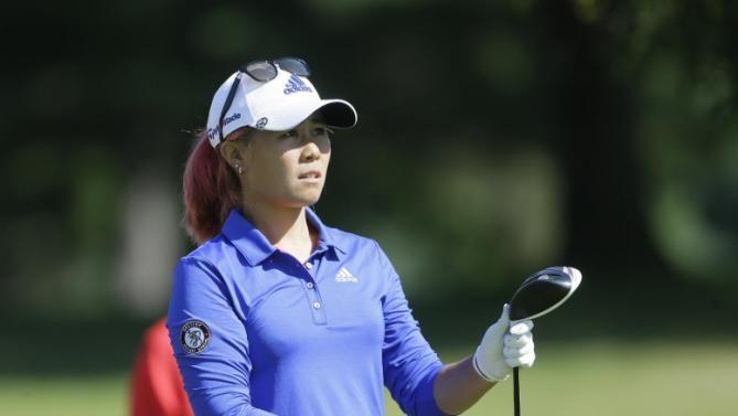 American Kang among 3 tied for Women's Australian Open lead