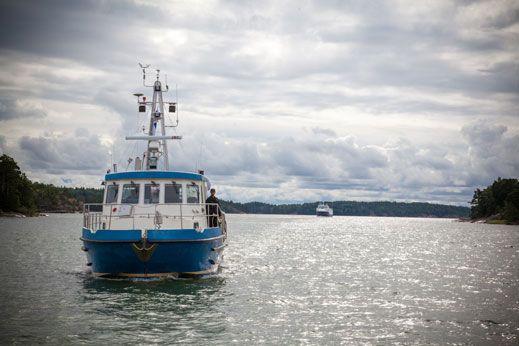 Tutkimusalus Aurelialla selvitetään Saaristomeren salaisuuksia - UTUonline - Turun yliopiston verkkolehti