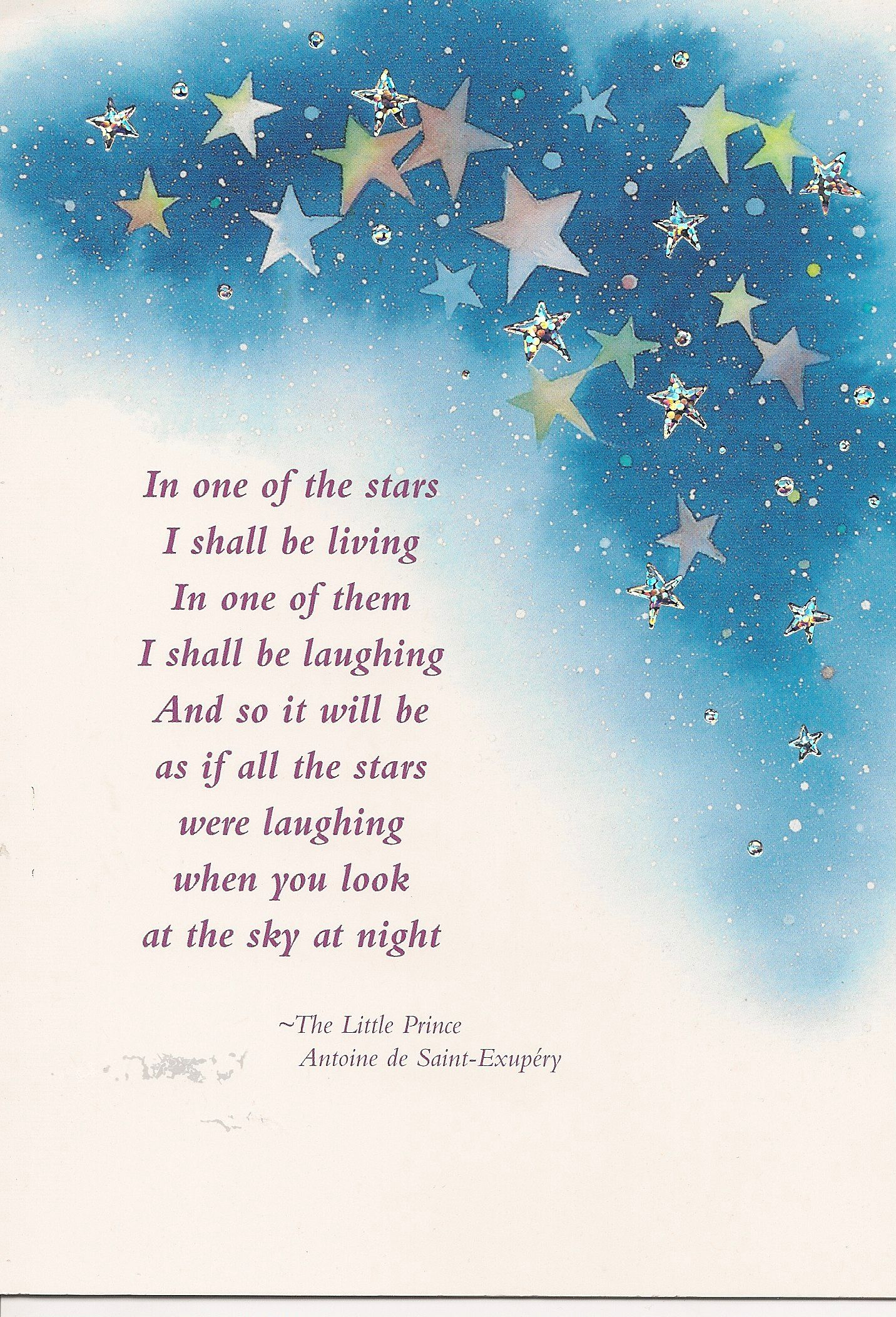 Tales From Twisty Lane One Year Ago In 2020 Little Prince Quotes Prince Quotes The Little Prince