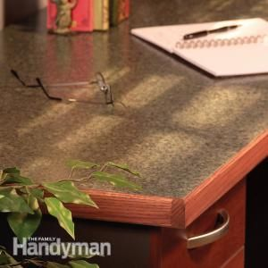Make A Plastic Laminate Table Top Laminate Table Top Kitchen Countertops Laminate Laminate Countertops