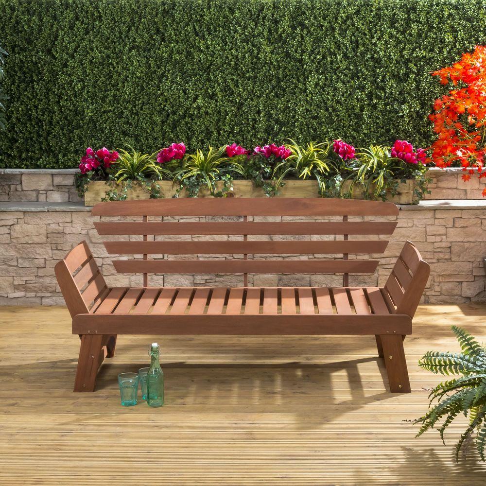 Alfresia Garden Wooden Sofa Bed Wooden Sofa Garden Chairs Wooden Bench