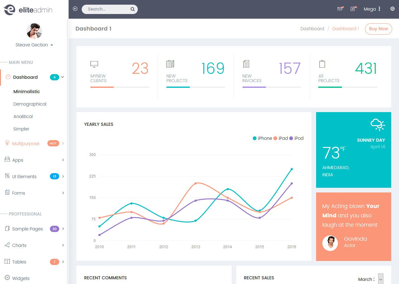 Bootstrap Is A Free And Open Source Front End Web Framework For