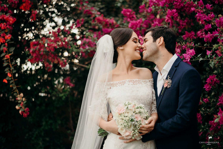 Casamento ao ar livre | Camila e Ridon