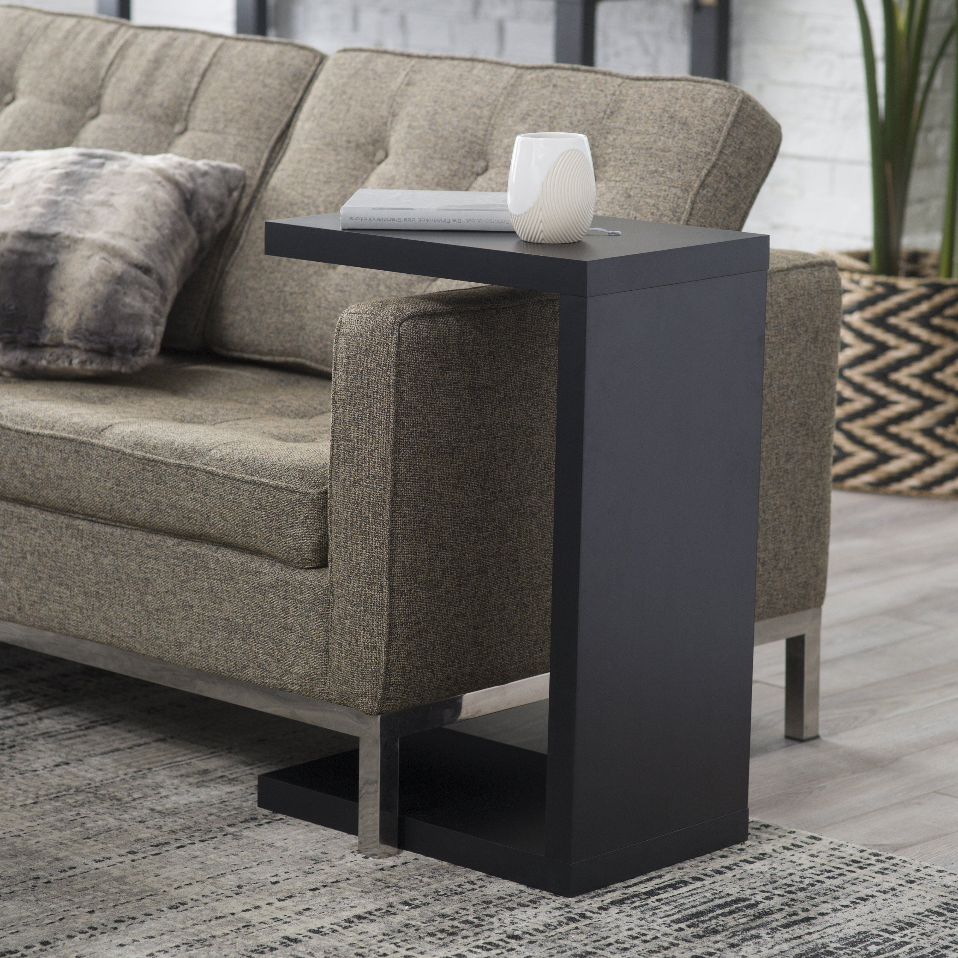 Finley Home Hudson C End Table End Tables At Hayneedle End