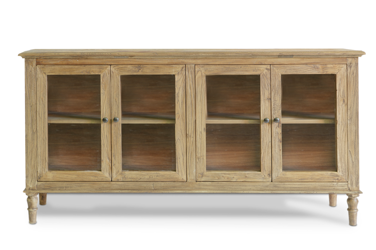 Aparador sq5821 | Mesas de madera, Madera y metal y Madera