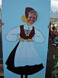 At The Scandinavian Festival Junction City Oregon Scandinavian Festival Junction City Character