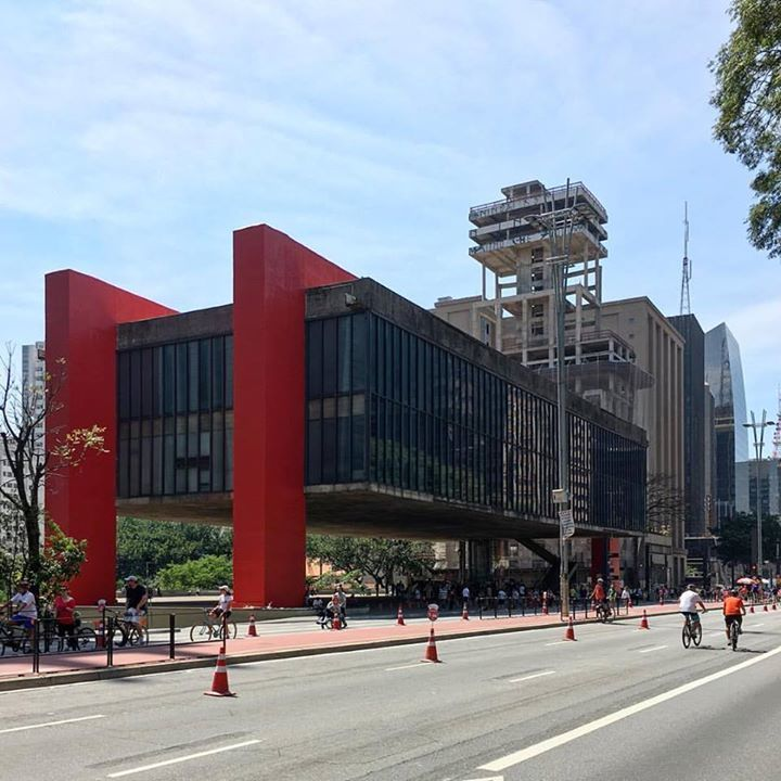 @ArchDaily : São Paulo Art Museum (#MASP) by #LinaBoBardi a masterpiece of modern Brazilian #architecture  #ArchDaily https://t.co/c9yL6loV4y