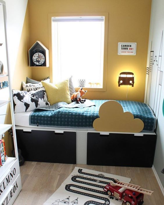 Mommo Design Ikea Hacks For Kids Stuva Bed Baby Room Ikea